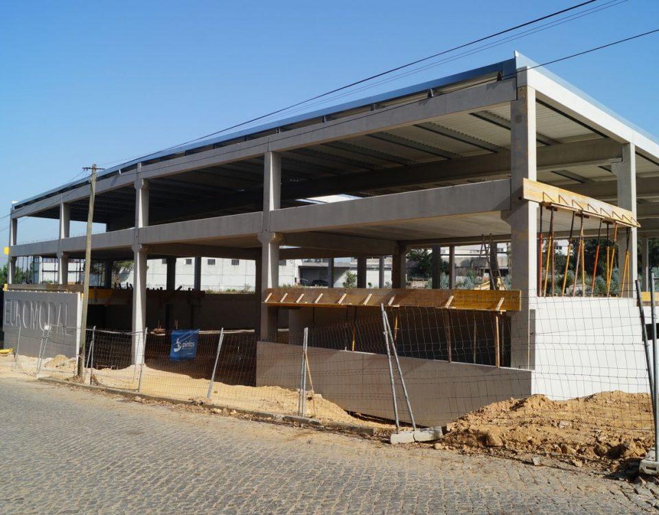 Euromodal invests in new facilities investe em novas instalações