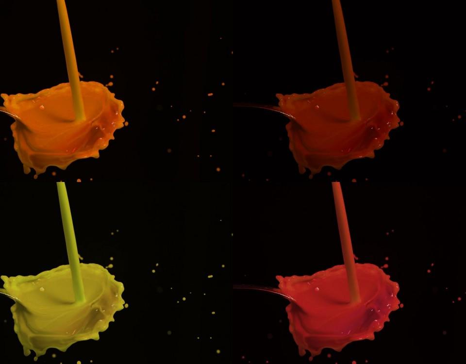 Liquid Pigments Pigmentos Líquidos